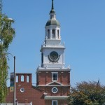 Independence Hall Replica