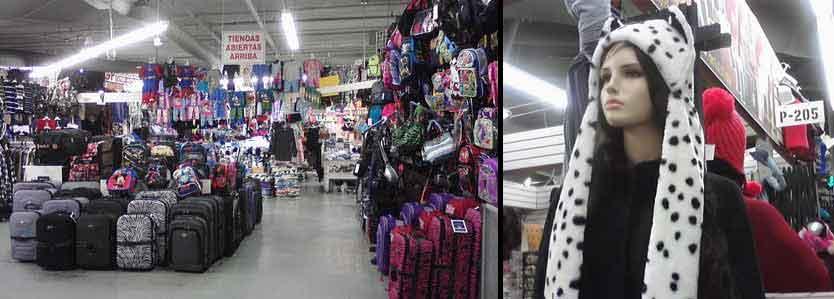 Stanton Indoor Swap Meet Vendors