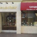 Teuscher Chocolates at Fashion Island