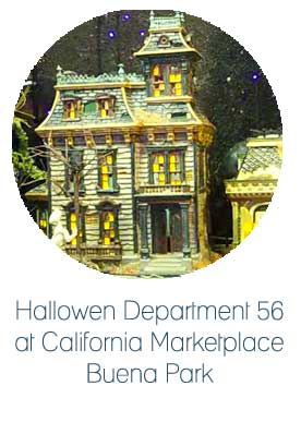 Halloween Department 56 Items