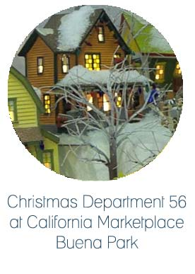 Christmas Department 56 Items